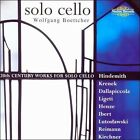 Solo Cello (1999)