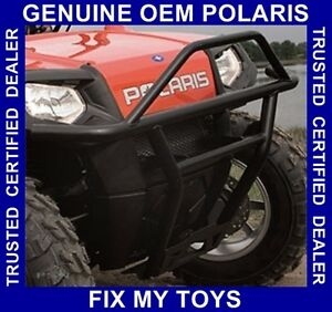 OEM-Polaris-08-12-RZR-RZR-4-RZR-S-800-Pre-Runner-Front-Bumper-Brush-Guard