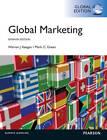 Global Marketing by Warren J. Keegan, Mark Green (Paperback, 2012)
