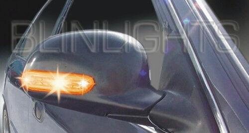 Amber LED Stick on Mirror Safety Turn Signals Signal