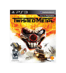 Twisted-Metal-Limited-Edition-Sony-PlayStation-3-2012-COMPLETE