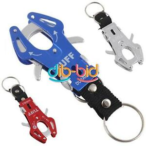 Durable-Climb-Hook-Carabiner-Clip-Lock-Keyring-Keychain