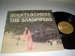 The Sandpipers Guantanamera A Amp M Stereo Ebay
