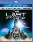 The Last Starfighter (Blu-ray/DVD, 2011, 2-Disc Set, With Tech Support for Dummies Trial)
