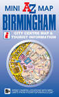 Birmingham Mini Map by Geographers' A-Z Map Company (Sheet map, folded, 2013)