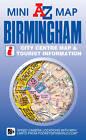 Birmingham Mini Map by Geographers' A-Z Map Company (Sheet map, folded, 2013)
