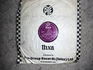LONNIE-DONEGAN-PUTTING-ON-THE-STYLE-RARE-78rpm-RECORD-NIXA-1957