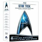 Star Trek: Original Motion Picture Collection (Blu-ray Disc, 2009, 7-Disc Set, Widescreen)