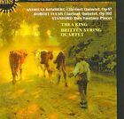 Romberg: Quintet; Fuchs: Quintet; Stanford: Two Fantasies (2001)