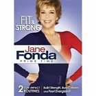 Jane Fonda: Prime Time - Fit  Strong (DVD, 2010)