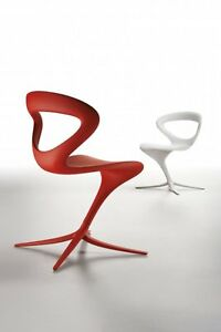 Sedia infiniti mod callita chair poltrona poltroncina for Sedia design nera