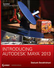 Introducing Autodesk Maya 2013 by Dariush Derakhshani (Paperback, 2012)