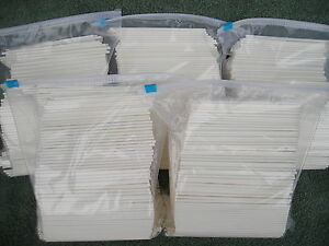 SAVE-BARGAIN-SALE-Bulk-White-5000-6-034-choc-candy-lollipop-cake-pop-paper-sticks