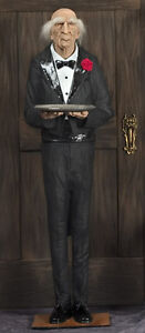 Dobson The Butler Animated Life Size Prop Made In The Usa