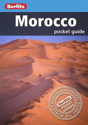Morocco Berlitz Pocket Guide (Berlitz Pocket Guides)-ExLibrary