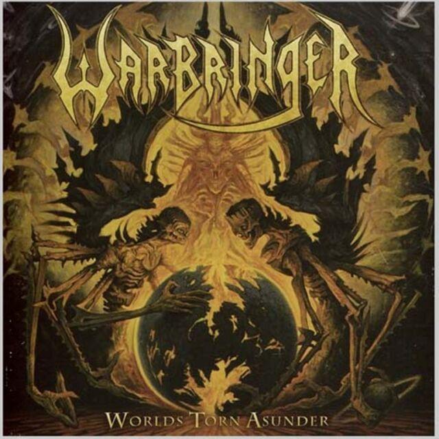 WARBRINGER WORLD TORN ASUNDER SEALED CD NEW