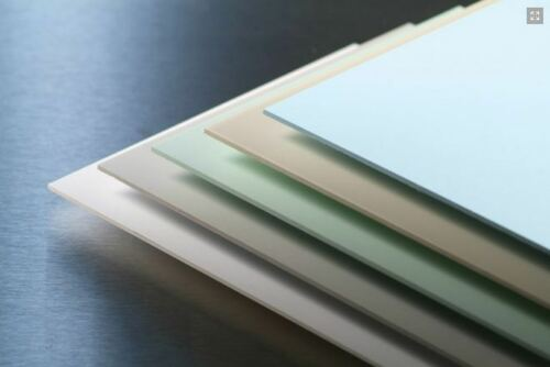 Hygienic Wall Cladding - Grey, Green, Blue, & Cream and White 8ft x 4ft x 2.5mm