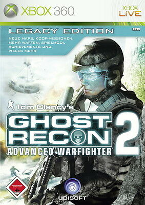 Tom Clancy's Ghost Recon: Advanced Warfighter 2 -- Legacy Edition (Microsoft...