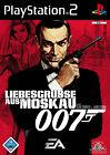James Bond 007: Liebesgrüße aus Moskau (Sony PlayStation 2, 2005, DVD-Box)