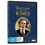 Captains And The Kings - Complete Mini Series DVD BRAND NEW SEALED