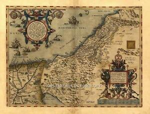 Where Is Isreal On A Map What The Capital Of Israel Mapa Antiguo