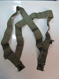 NEW-USGI-MILITARY-ARMY-USMC-Trouser-Pants-SUSPENDERS-M1950-BDU-ACU-DCU-Uniform