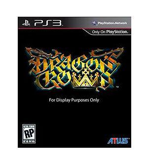 Dragon's Crown (Sony PlayStation 3, 2013)M