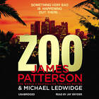 Zoo by James Patterson (CD-Audio, 2012)