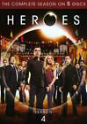 Heroes: Season 4 (DVD, 2012, 5-Disc Set)