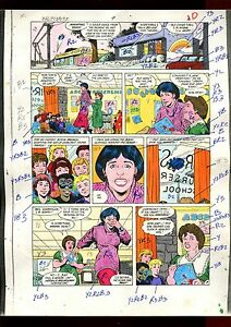 MISTER MIRACLE 7 PAGE 08 COLOR GUIDE-ORIGINAL ART-1 OF A KIND-WEIN-PHILLIPS