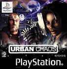 Urban Chaos (Sony PlayStation 1, 2000)