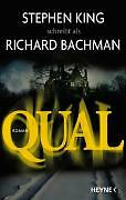 Qual, Stephen King schreibt als Richard Bachman, Gebundene Ausgabe, Wie Neu