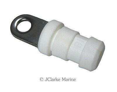 "Standard Range 7/8"" End plug cap boat sprayhood bimini cover canopy tube bar"