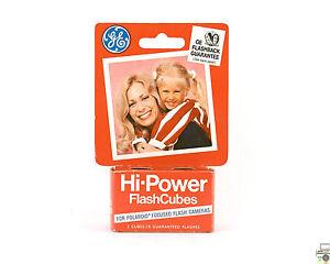 Hi-Power-Flash-Cubes-for-Polaroid-420-430-440-amp-450-Cameras-with-Focused-Flash