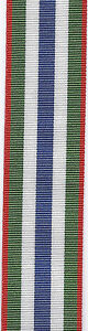 Medal-Ribbon-Sierra-Leone-Independence-Medal-Full-Size-Sold-in-6-inch-Lengths