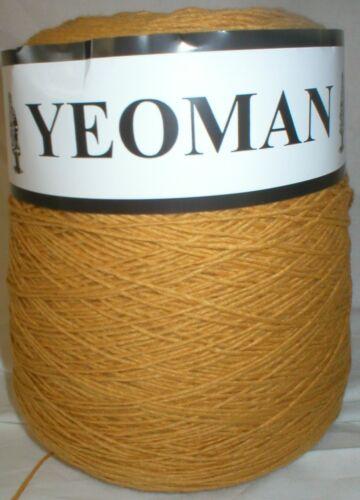 Tricotage à Choix de Couleurs Yeoman Cshmilon Laine Acrylique 4ply 500g Main