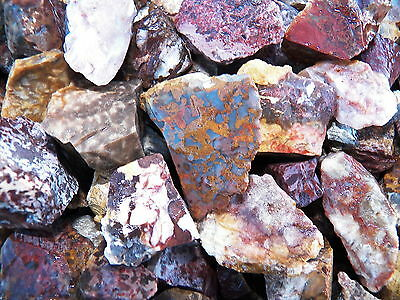 3000 Carat Lots of Tiger Jasper Rough - Plus a FREE Faceted Gemstone