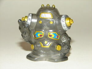 SD King Joe Black (Translucent) Figure from Ultraman Set! Godzilla Gamera