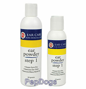 Dry Ear Powder For Dogs