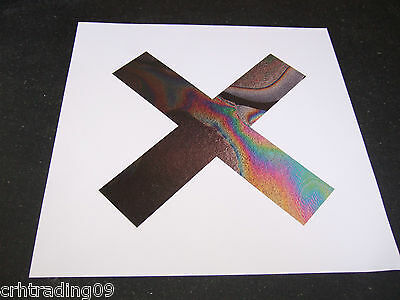 The XX Glossy Original Colour Promotional Poster. Brand New Perfect. 30 x 30 cms