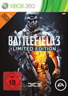 Battlefield 3 -- Limited Edition (Microsoft Xbox 360, 2011, DVD-Box)