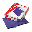 "Esselte 4152-1/5vio Hanging Folder - Letter 8.5"" X 11"" 1/5 Tab Cut 25"