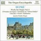 Marcel Dupre - Dupré: Works for Organ, Vol. 4 (1998)