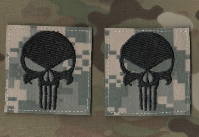 TALIZOMBIE© WHACKER NATO ALLIED COALITION ODA SAS JTF2 KSK 2-SSI: Punisher Skull