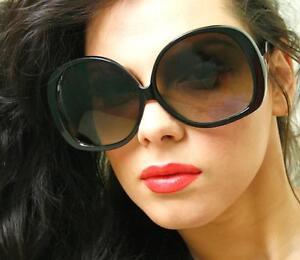 Fashion-Designer-Style-Black-Frame-Very-Big-Oversized-Women-Sunglasses-Shades