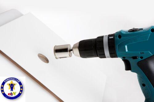 """Porcelain Glass /""""UK Seller/"""" 6mm-110mm Diamond Holesaw Tile Drill Bit Ceramic"""