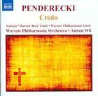 Krzysztof Penderecki - Penderecki: Credo (2010)