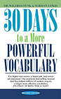30 Days to a More Powerful Vocabulary by Norman Lewis, Wilfred John Funk (Paperback, 1993)