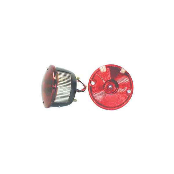 Tail Light Jeep CJ2A CJ3A CJ3B CJ5 CJ6 1945-1975 Left 12403.01 Omix-ADA