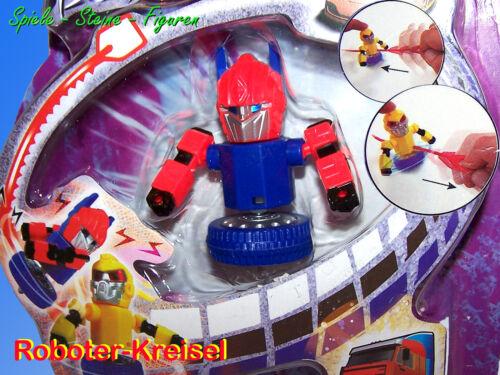 Roboter Kreisel Duell Kreisel Spinning Top jeweils m Reißleine Kampfkreisel